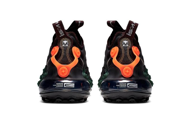 忍者足具 - Nike Air Max 720 ISPA 正式發佈