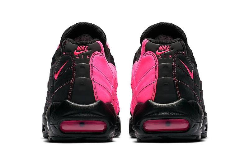 Nike 發佈 Air Max 95 和 Air Ghost Racer 全新配色「Pink Blast」
