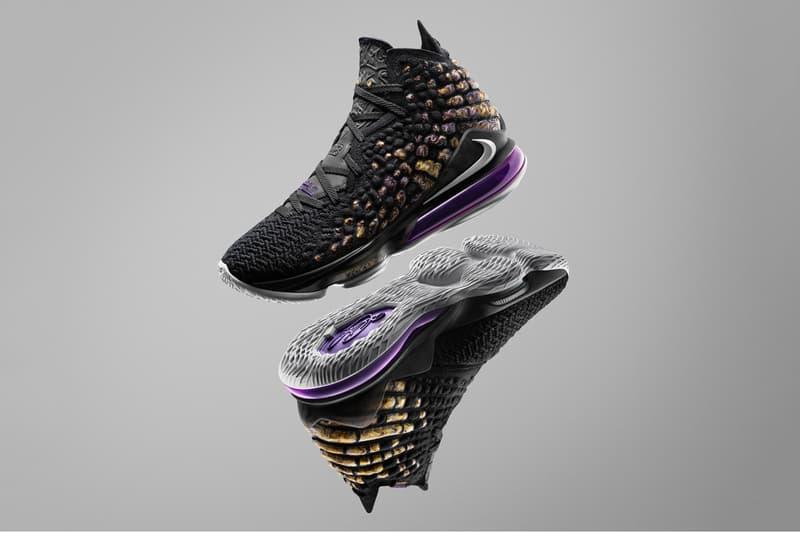 新科技搭載!Nike 發佈 LeBron James 最新戰靴 LEBRON 17