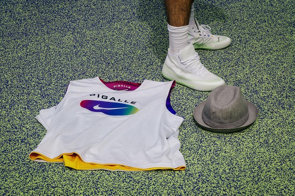 Stéphane Ashpool 於北京打造全新 Pigalle 主題籃球場