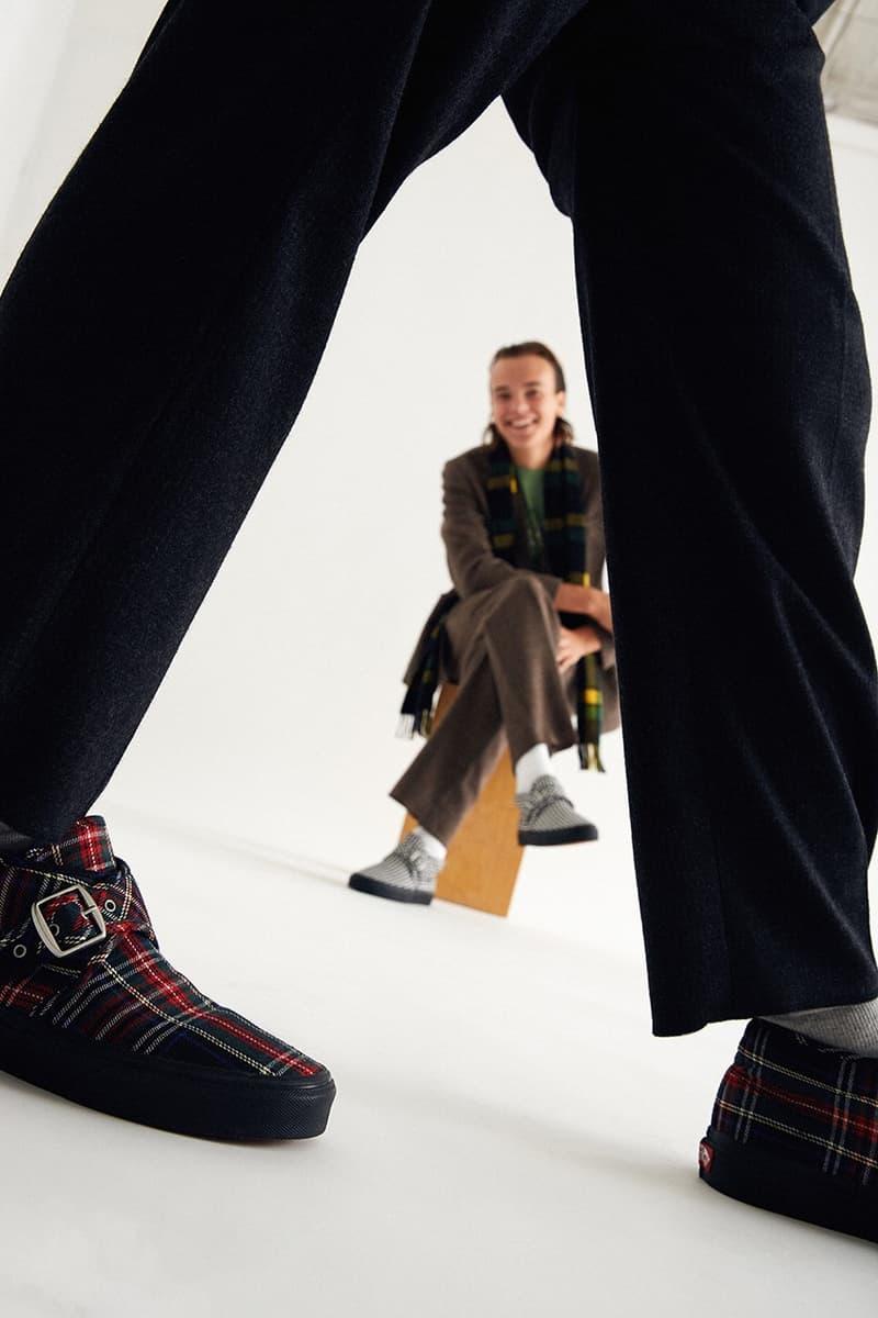 NOAH x Vans 2019 秋冬最新聯乘鞋款系列發佈