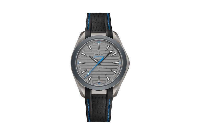 人體工學設計為本 - Omega 推出全新 Seamaster Aqua Terra Ultra Light 腕表
