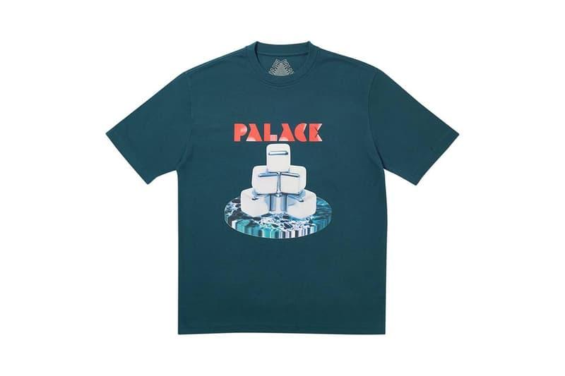 Palace Skateboards 秋季系列第 6 週入手指南