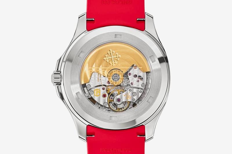 Patek Philippe 推出 Aquanaut 全新「Singapore」別注腕錶
