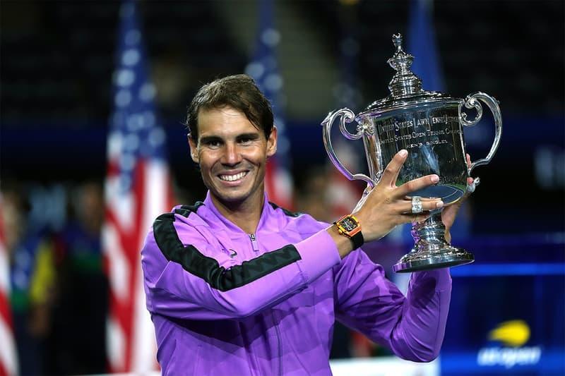 血戰近 5 小時!Rafael Nadal 奪得美網公開賽冠軍