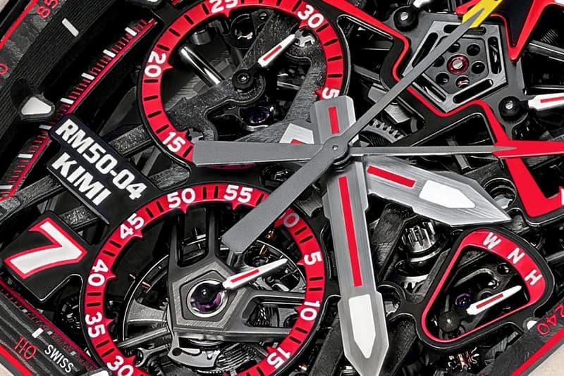 Richard Mille 要價百萬美元 RM 50-04 全新別注腕錶發佈
