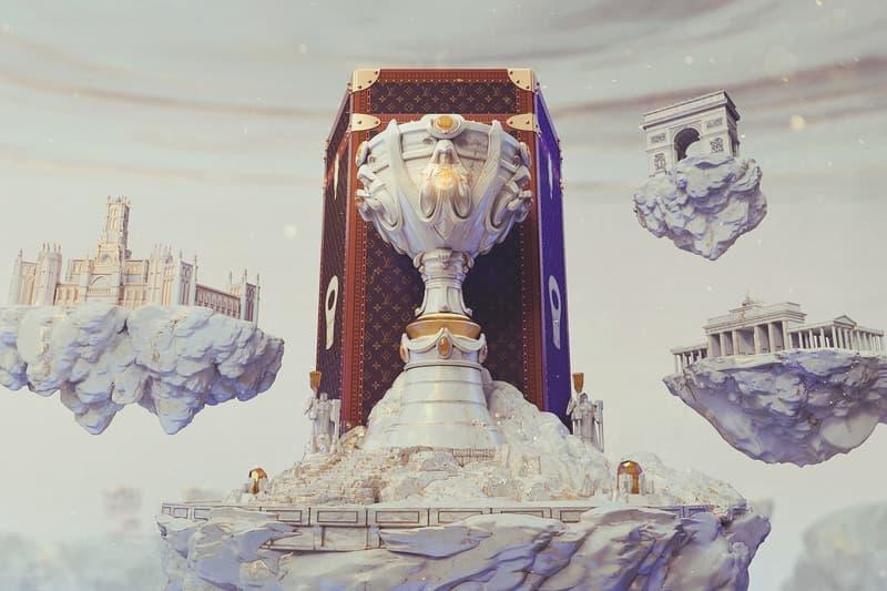 Riot Games 宣佈 Louis Vuitton 將成為《英雄聯盟》2019 世界大賽之合作夥伴