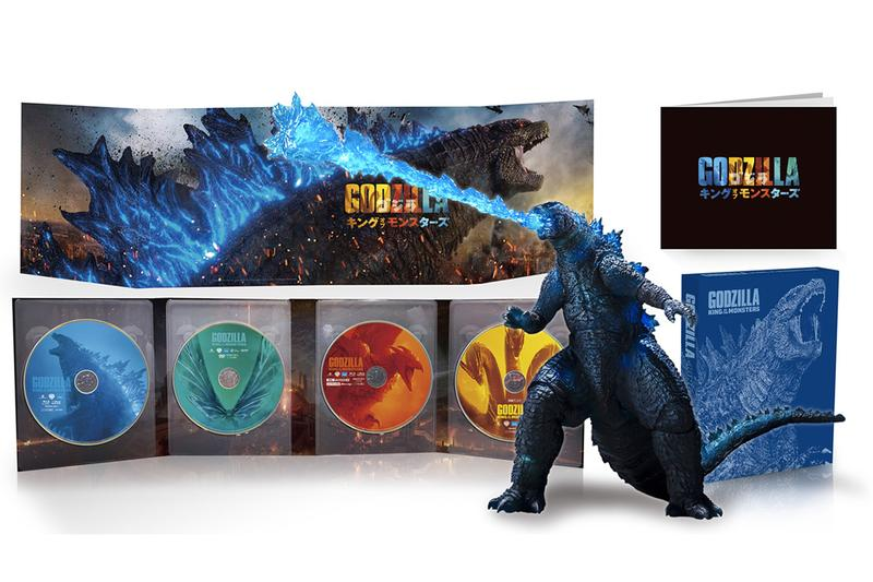 S.H.MonsterArts 推出海報版本「哥斯拉 Godzilla 吐息」可動式模型