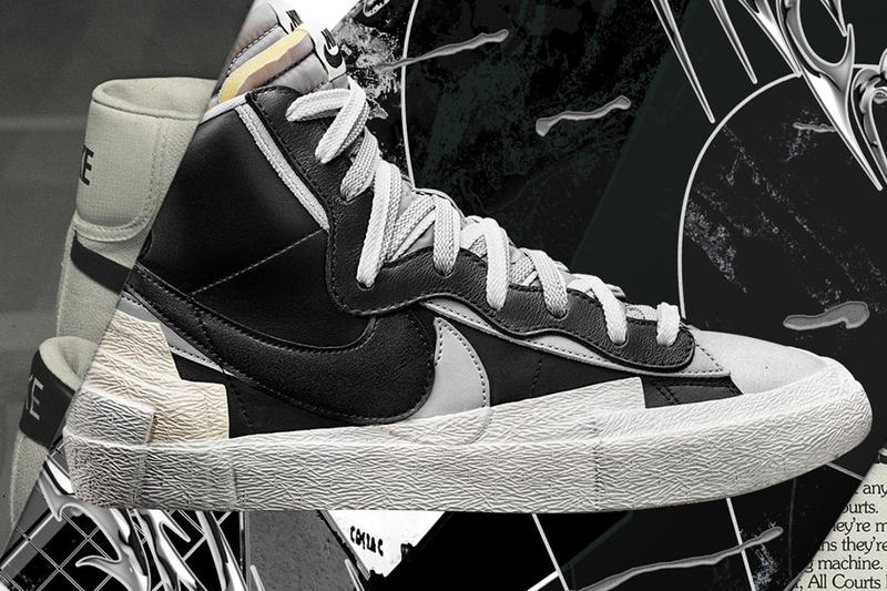 sacai x Nike Blazer 最新秋季聯乘系列「發售日期」率先曝光