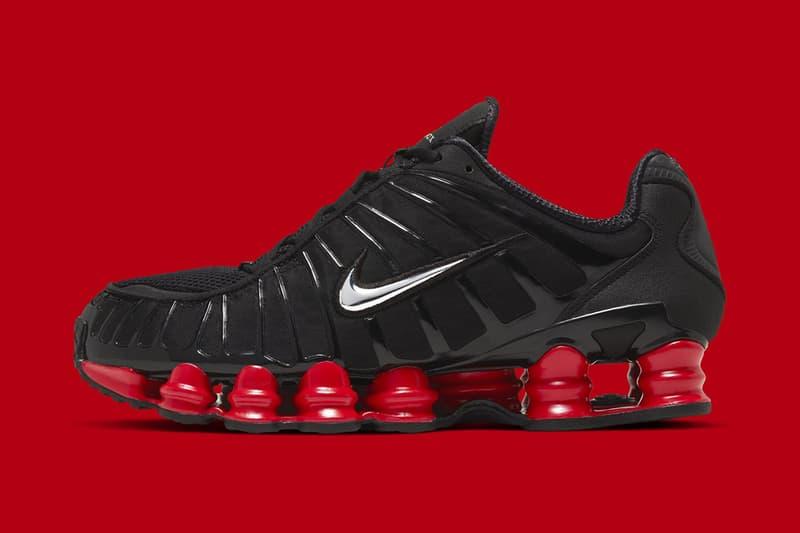 Skepta x Nike 全新聯名 Shox TL 鞋款正式發售情報公開