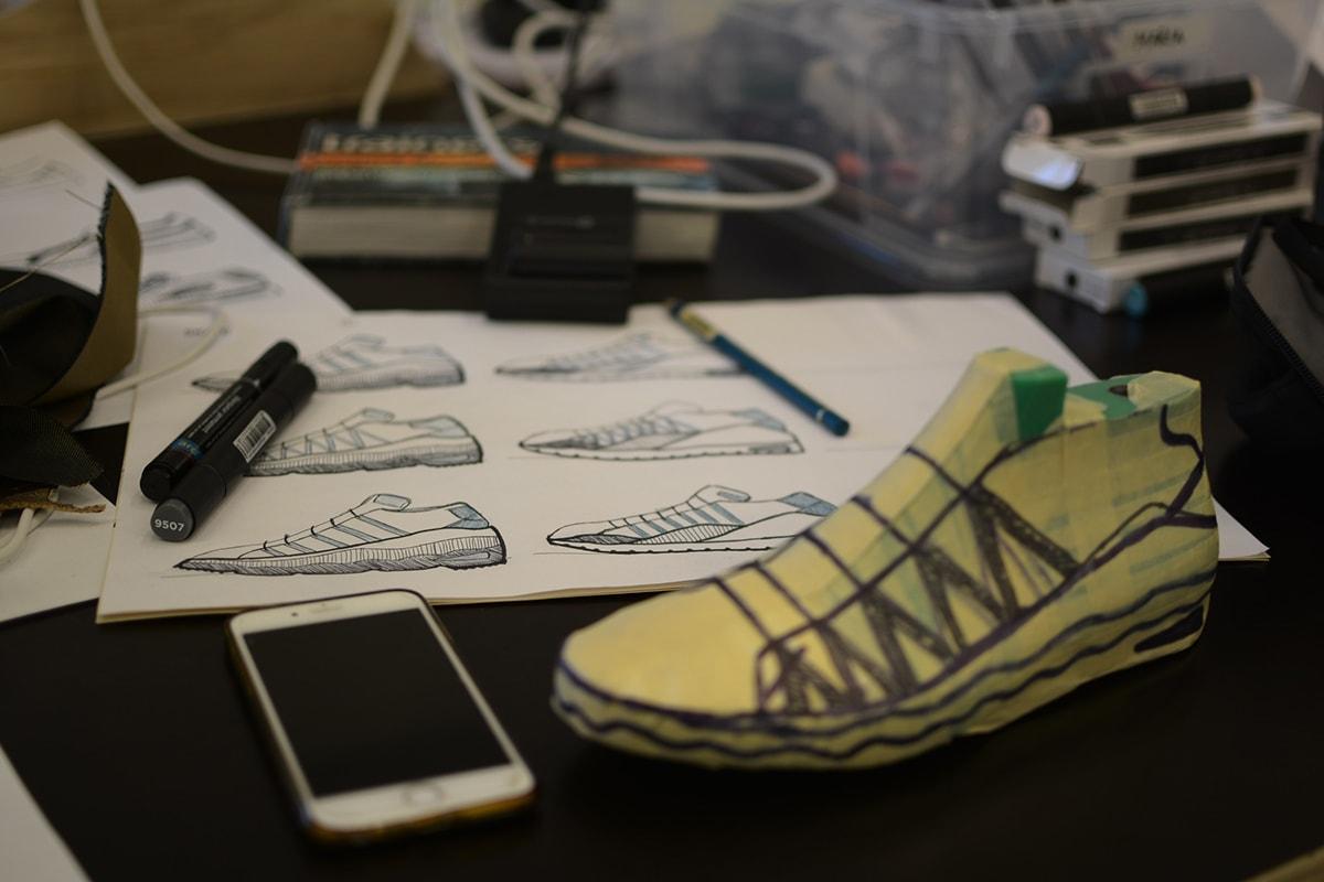 業內人士揭鞋履設計の秘密(1)- 球鞋生產的內情