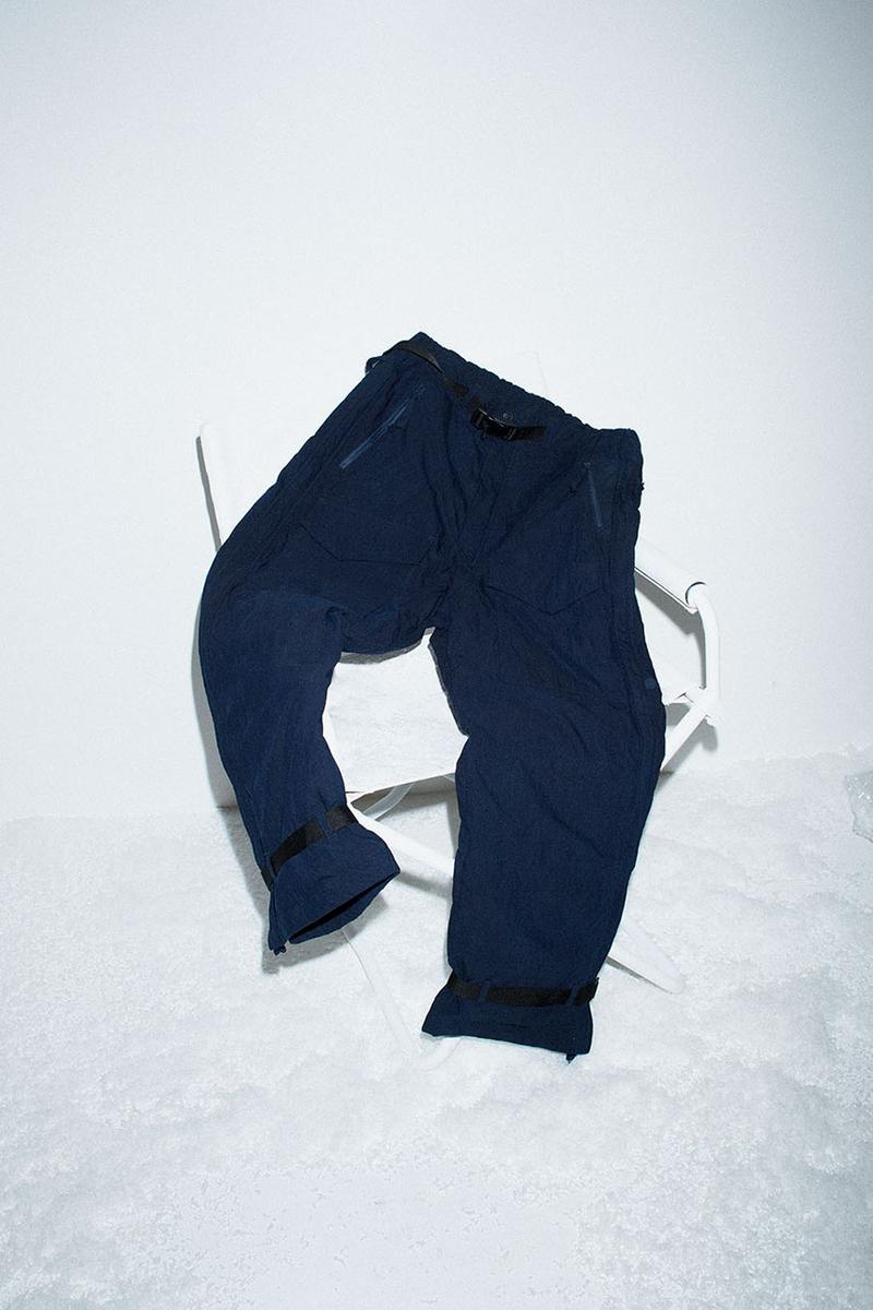Snow Peak x New Balance Tokyo Design Studio 全新聯乘系列發佈