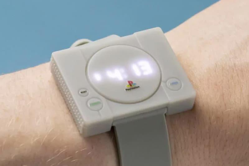 官方授權之初代 PlayStation 造型電子腕錶正式推出