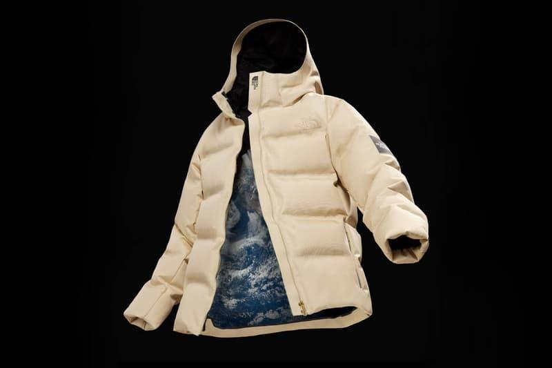 啟發自蜘蛛絲 - The North Face x SPIBER 劃時代機能夾克正式販售