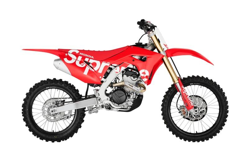 Supreme x Honda x Fox Racing 2019 秋冬聯乘系列正式發佈