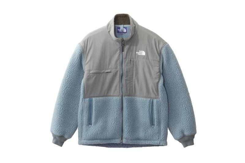 THE NORTH FACE PURPLE LABEL 全新羊毛面料夾克發佈
