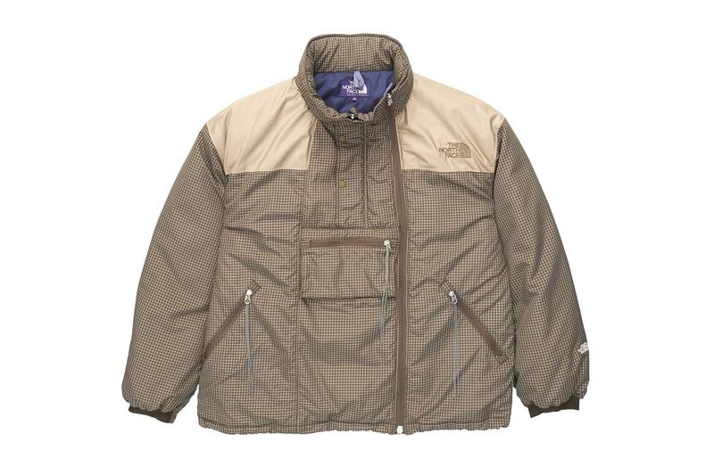 THE NORTH FACE PURPLE LABEL 推出全新 Steep Tech™系列衝鋒衣及夾克