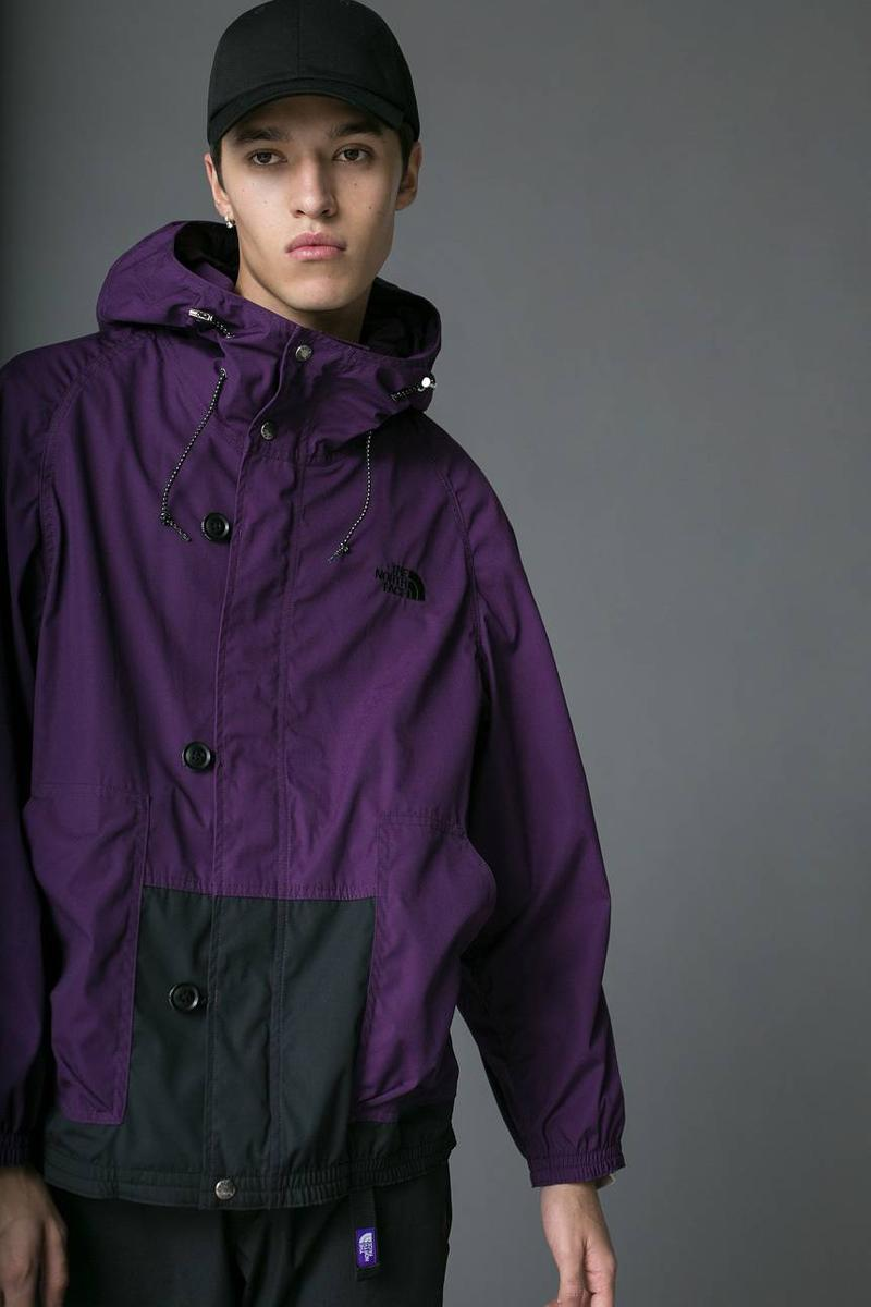 THE NORTH FACE PURPLE LABEL x monkey time 限定聯乘系列正式發佈