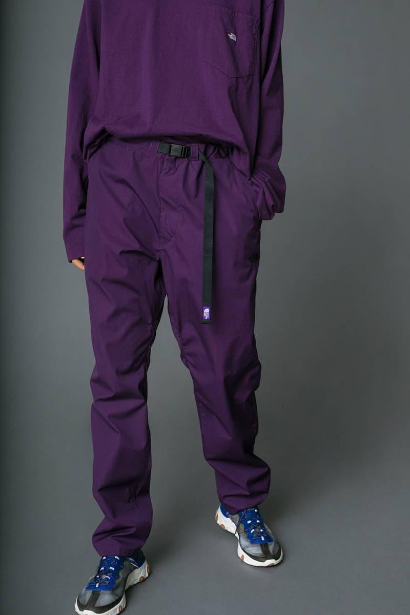 THE NORTH FACE PURPLE LABEL x monkey time 限定聯乘系列正式發佈                                                                                                                                                                                        以品牌代表色紫色貫穿整個系列。                                                                                                                                                                                                                          編輯 : Michael Chu
