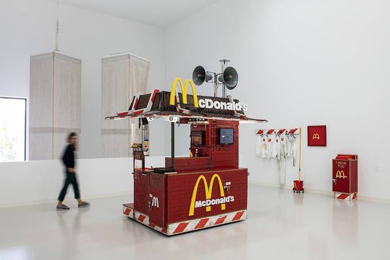 Tom Sachs 個人藝展《Timeline》現正於 SCHAUWERK Sindelfingen 開催