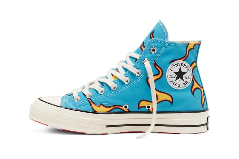 搶先一覽 Tyler, the Creator x Converse 全新聯乘 GOLF le FLEUR*「Flame」鞋款