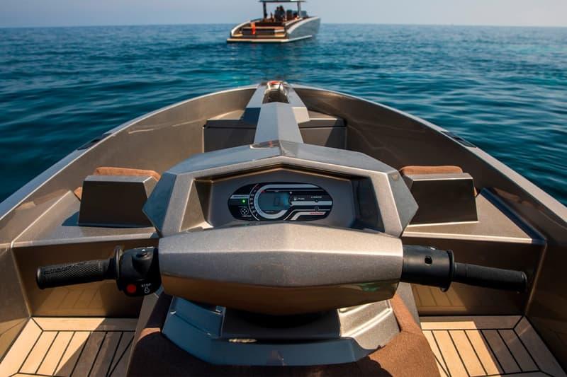 水上制霸 − Vanquish Yachts 推出豪華版快艇 Vanqraft VQ16