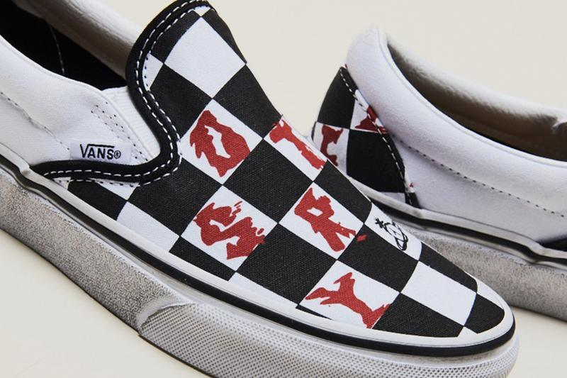 搶先曝光-Vivienne Westwood x Vans 聯名 Slip-on 鞋款上架情報