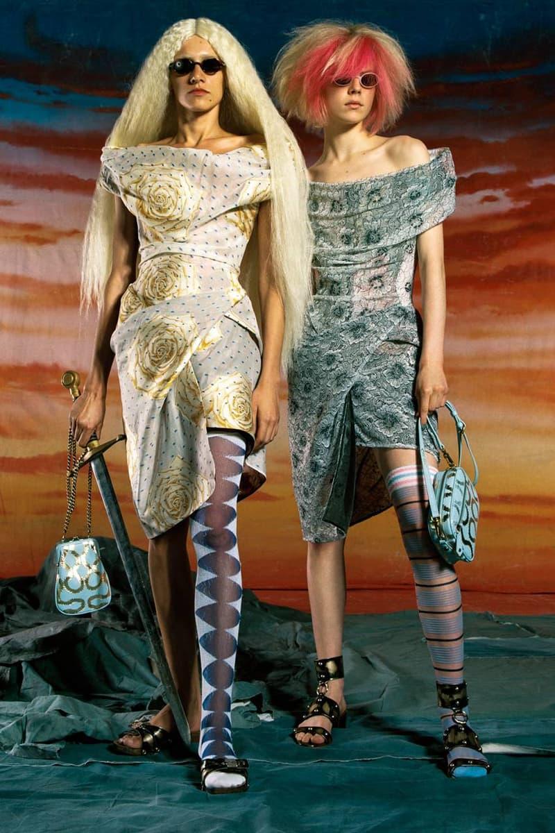 Vivienne Westwood 發佈 2020 春夏系列 Lookbook