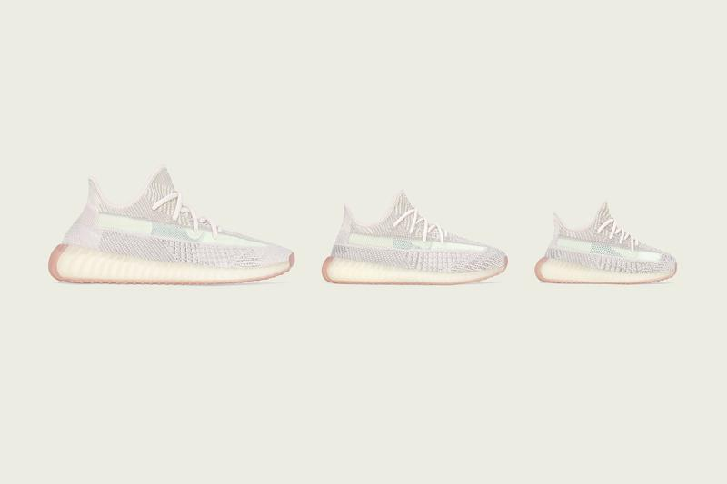 YEEZY BOOST 350 V2「Citrin」配色香港區發售情報