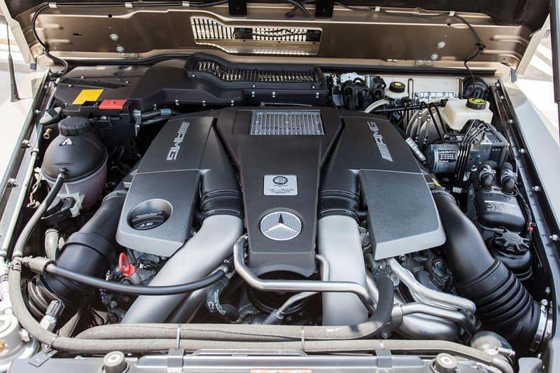 軍用等級 - Mercedes-Benz G63 AMG 6×6 現正競拍中