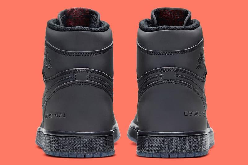 Air Jordan 1 Retro High OG「Zoom」官方圖輯發佈