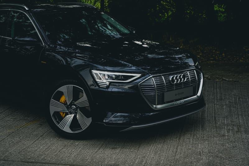意料之外-Audi 首台純電動車 e-tron 實測