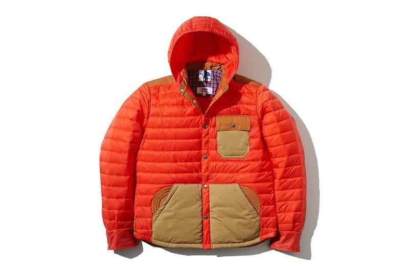Junya Watanabe x The North Face 最新夾綿外套「Ultimate Insulated Parka」發佈