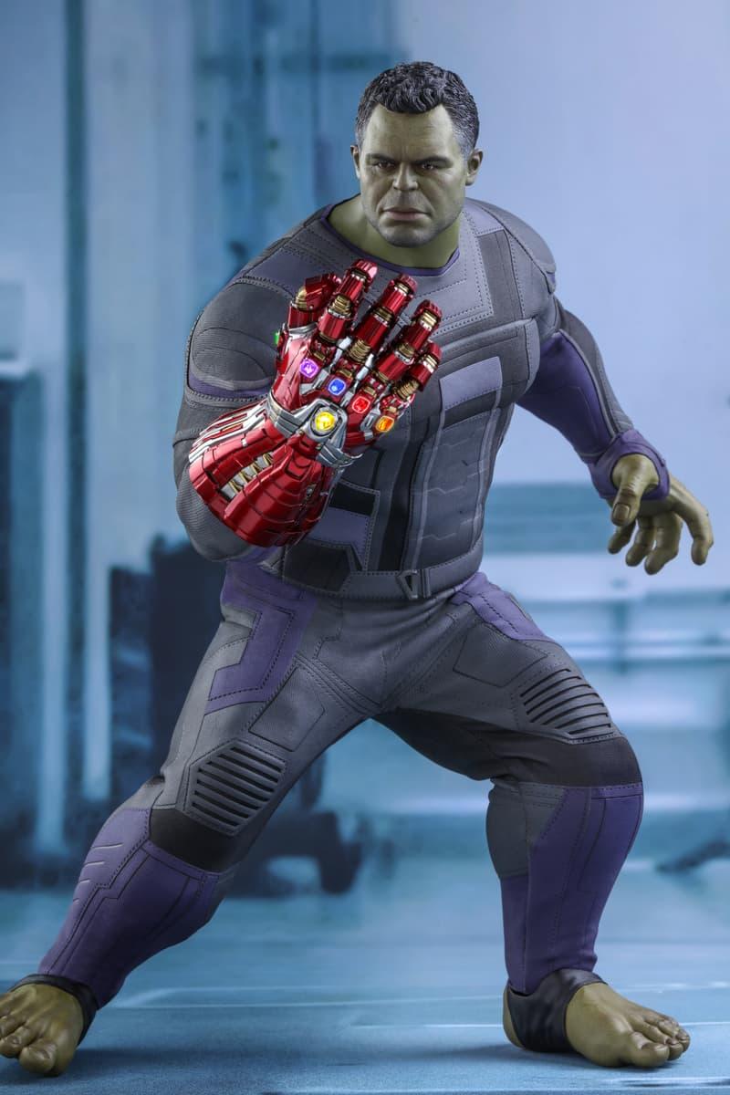 Hot Toys 推出《Avengers: Endgame》版本 Hulk 變型俠醫