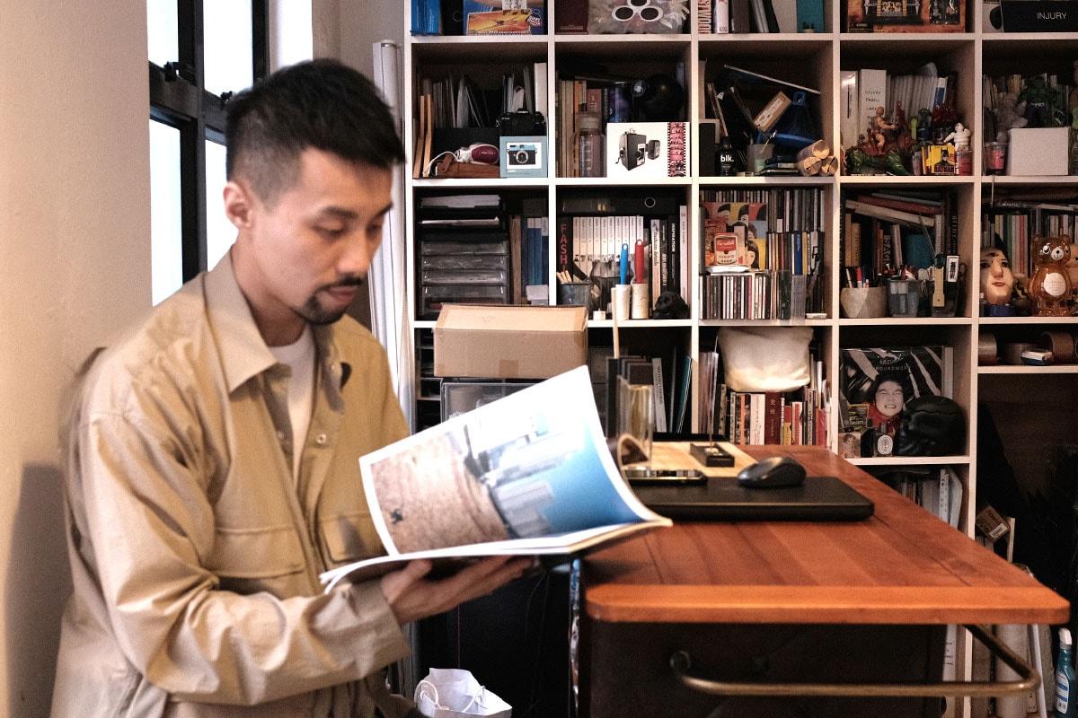 HYPEBEAST 專訪日系時裝買手公司 Green's Showroom 主理人 Martin Lam