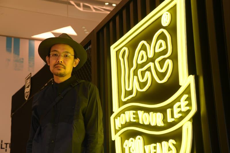 Lee 130 週年聯乘企劃:專訪日本品牌 FDMTL 主理人津吉學