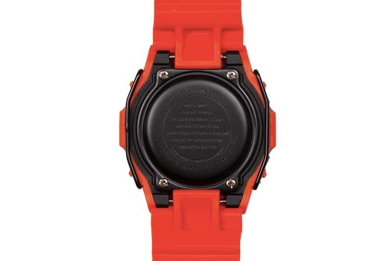 緊急狀態-N.HOOLYWOOD x G-SHOCK 攜手推出 DW-5600 別注「軍規」版本