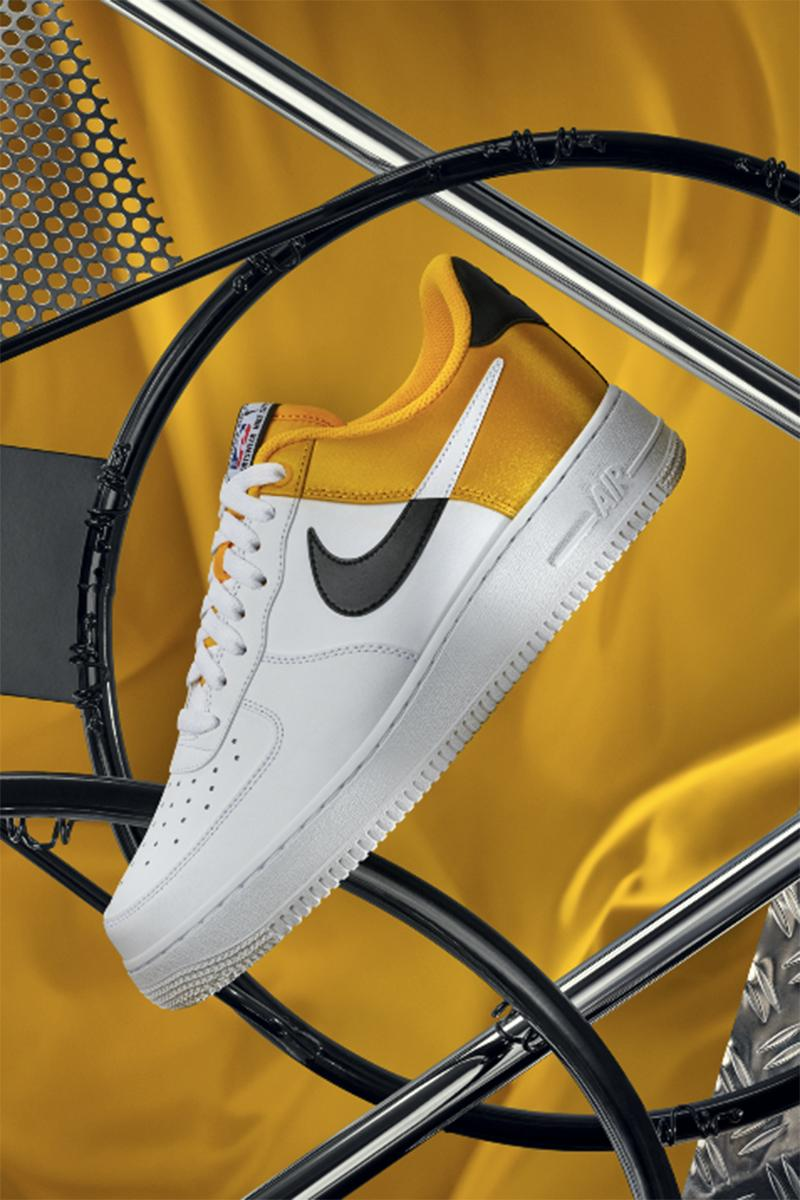 HYPEBEAST 送出 Nike Air Force 1「'07 LV8 1」系列