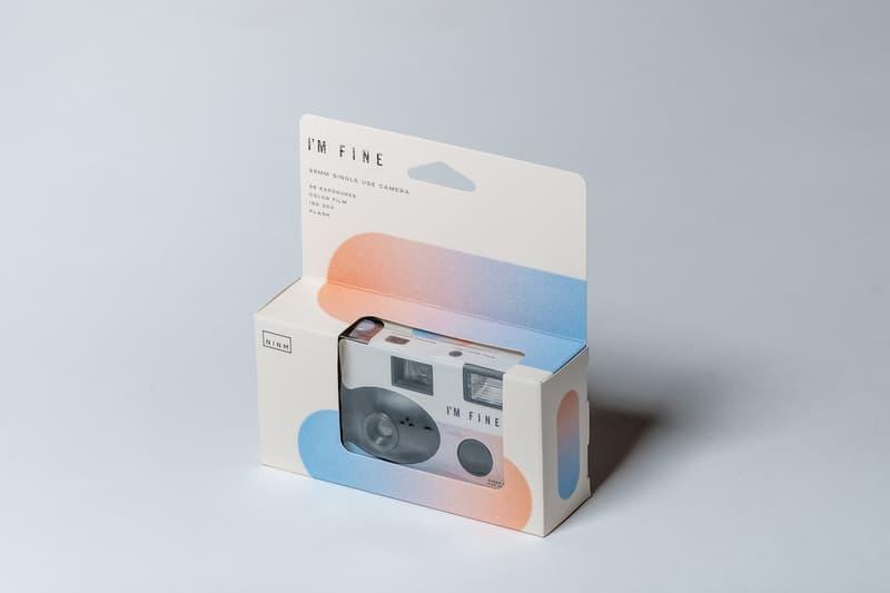 NINM Lab 二代目「I'M FINE」菲林相機發佈