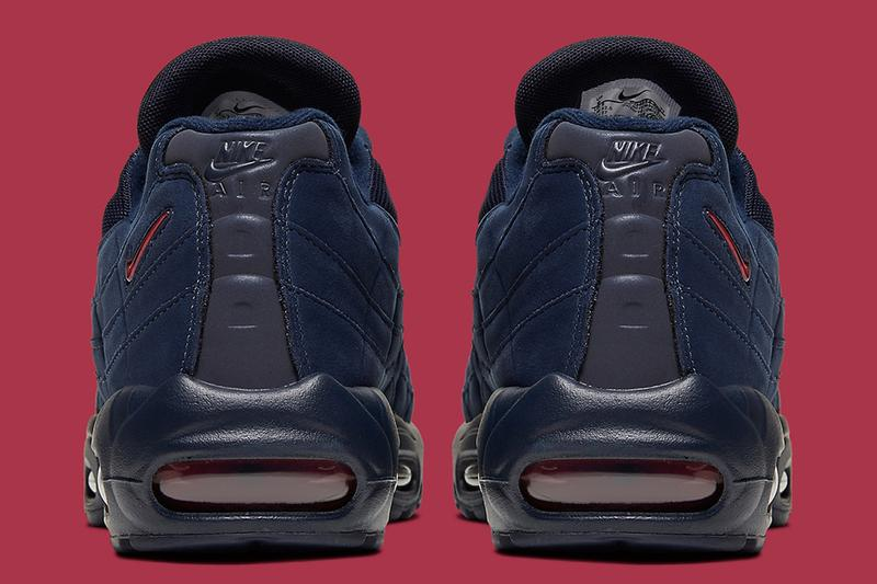 Nike 推出 Air Max 95 全新 Tonal 深藍「Jewel」配色