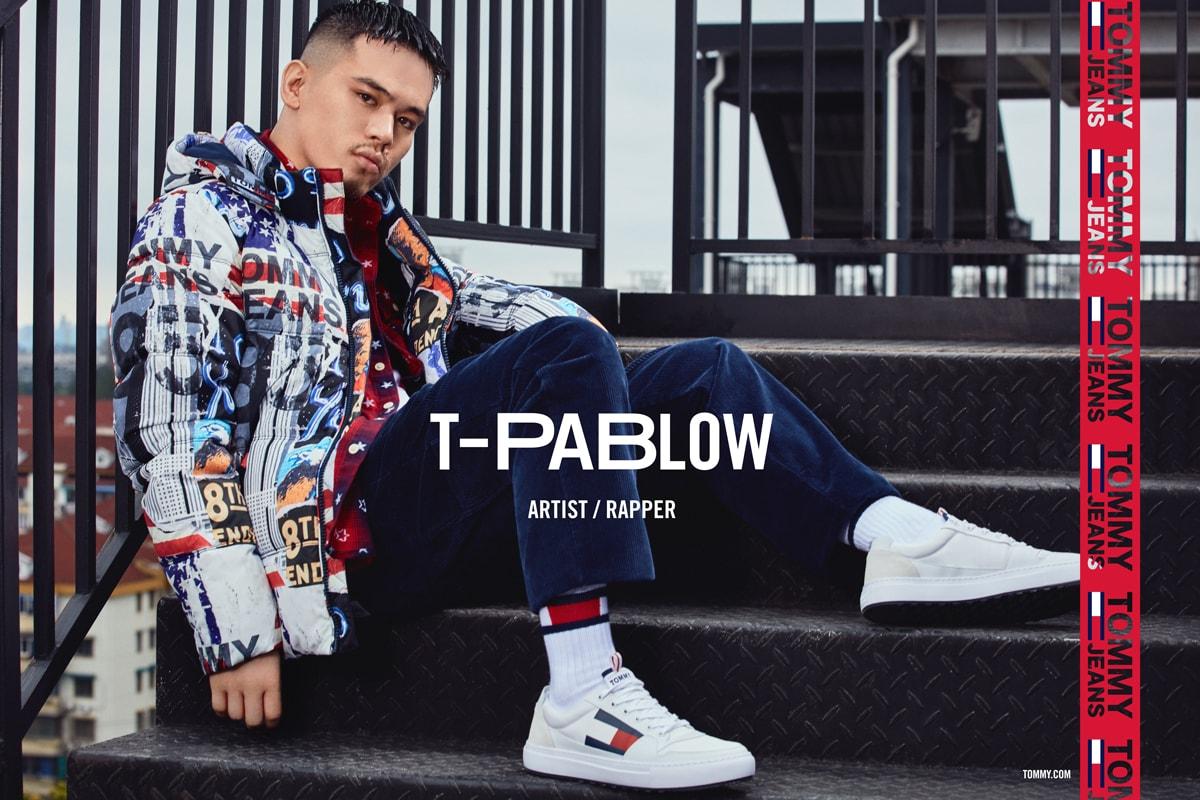 T-Pablow VIXX ヴィックス RAVI ラビ アイリーン・ヨ Eileen Yo トミージーンズ  Tommy Jeans
