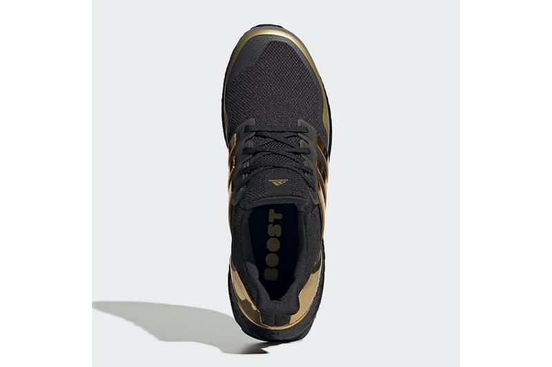 adidas UltraBOOST 全新配色「Goldmet」發佈