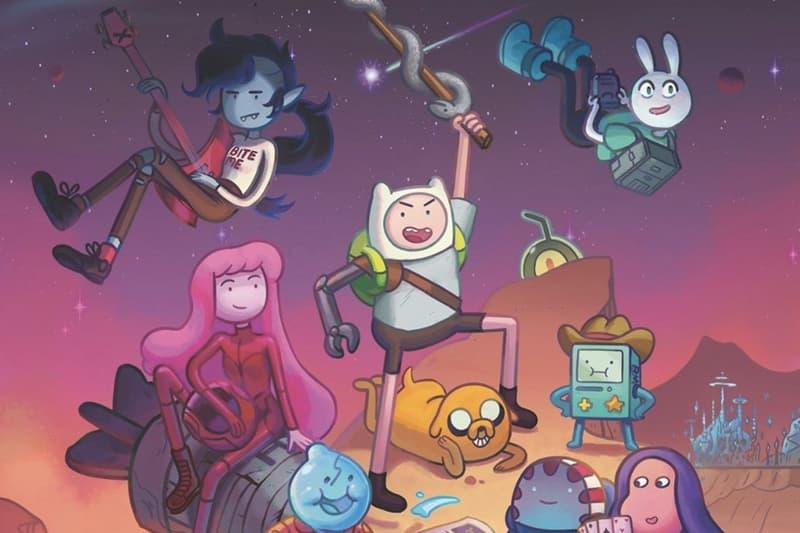 人氣動畫《Adventure Time》將於 HBO Max 推出全新四集特別內容