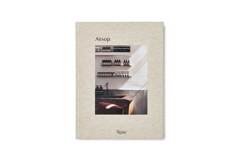 生活態度-Aesop 首度推出品牌珍藏書藉