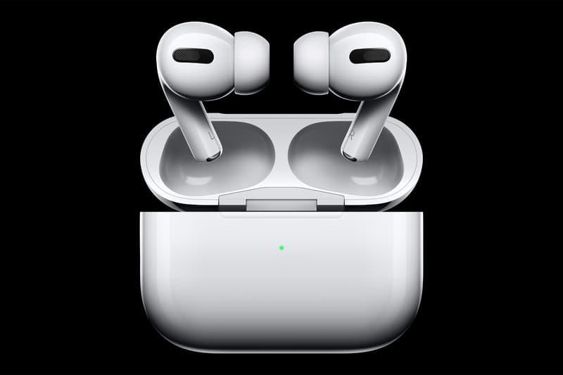 消噪體驗-Apple 正式發佈全新入耳式耳機 AirPods Pro