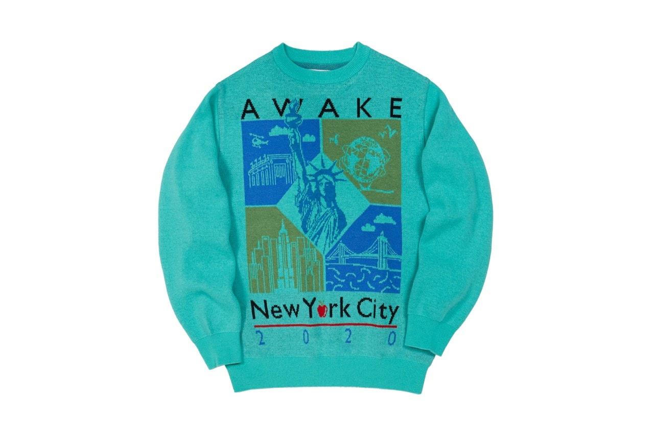 Awake NY 發佈 2019 秋冬系列 Lookbook