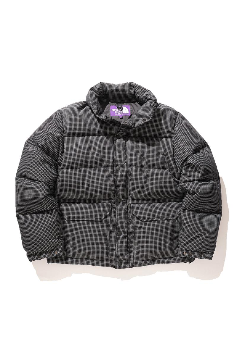 BEAMS 推出 THE NORTH FACE PURPLE LABEL 全新經典 Sierra Parka 系列