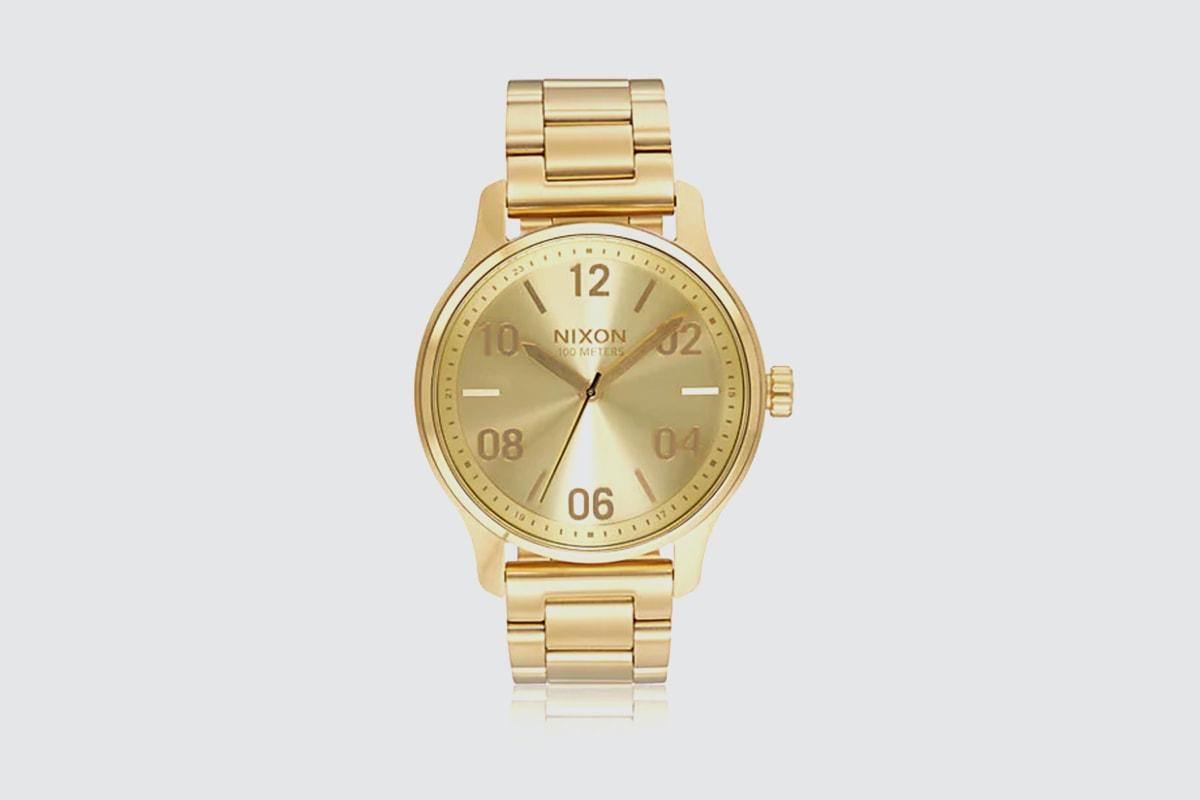 本日嚴選 9 款時尚造型手錶單品入手推介