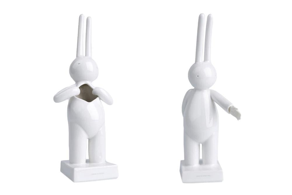 Best Art Drop:「忍者龜」、「開膛破兔」陶瓷作品、《Sweet Dream》造型毛毯