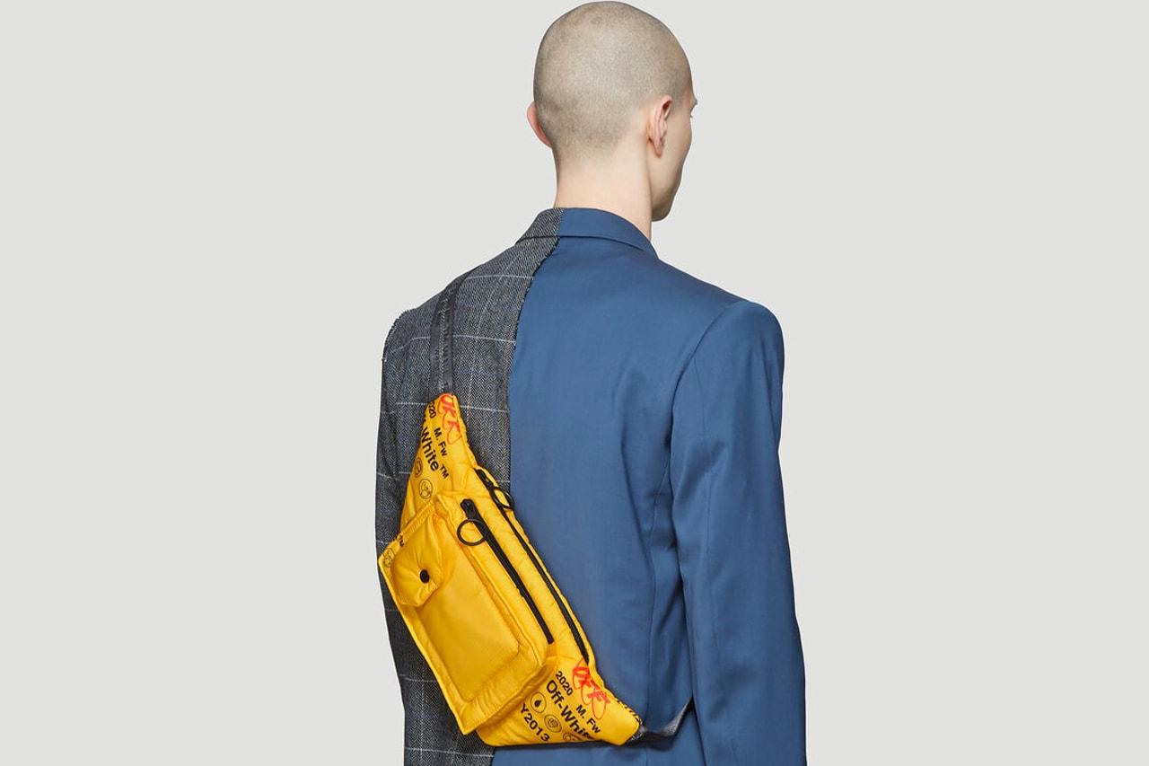 本日嚴選 8 款造型腰包入手推介